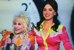 "Is Katy Perry country music's next superstar? … OK, no one's making that leap quite yet, but the ""I Kissed a Girl"" singer did nail a killer duet with country queen Dol…"