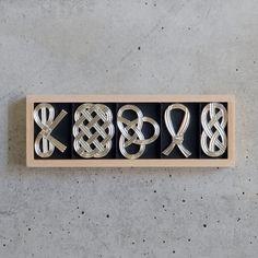 NOUSAKU : 箸置-結び