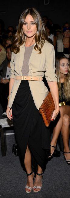 Olivia Palermo. Gorgeous styling