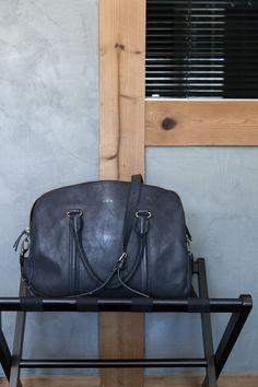 JOSEFINA bag personalized with initials Stephanie Duval 70percent  www.josefina.fr