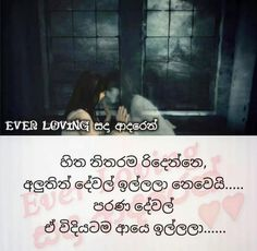 12 Best Sinhala Quotes Images Loneliness Solitary Confinement Poems