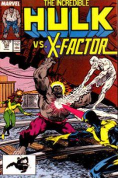 Hulk - X-factor