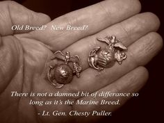 Chesty Puller Quote