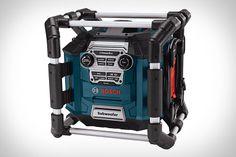 Bosch Power Box Site Radio Bosch Jobsite