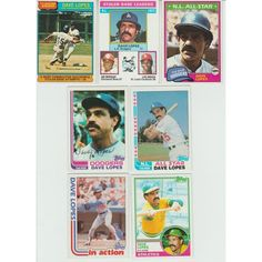 20 + Different DAVE LOPES cards lot 1976 - 2001 Dodgers Athletics Astros Listing in the 1980-1989,Lots,MLB,Baseball,Sports Cards,Sport Memorabilia & Cards Category on eBid United States | 148063082