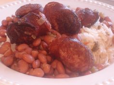 Alabama-style Red Beans and Rice