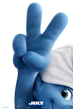The Smurfs 2 #Movie #Poster