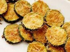 The Lyn-Genet Plan zucchini chips