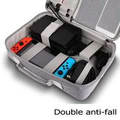 Portable Hard Cover Case Protective Box Travel Carry Shell Storage Bag For Nintendo Switch Game Console Nintendo Switch Game Console, Nintendo Switch Games, Laos People, Bosnia And Herzegovina, Grenadines, Seychelles, Republic Of The Congo, St Kitts And Nevis, Grenada