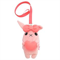 AmiAmi [Character & Hobby Shop] | Kiznaiver - Nico's Rabbit Smartphone Pouch(Pre-order)
