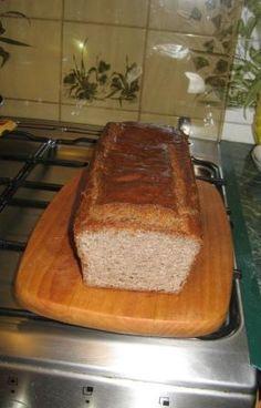chleb gryczano-amarantusowy