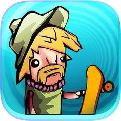 #Popular #Game: Tunnel Skater by Lukas Bartels http://www.thepopularapps.com/apps/tunnel-skater