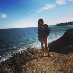 Desfrutando Malibu @olioli_lifestyle #olioliteam #olioli #malibu #califa #trip #lifestyle #lifeisgood #praia #sol #mar