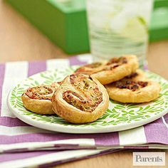 Ace the baby shower planning with these downright delicious appetizers. Mom-to-be and her guests will swoon over your sophisticated finger foods, and no one needs to know just how easy they are to prepare.