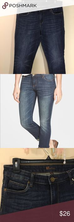 /kut from the kloth/ Reese stretch jeans Reese stretch ankle straight leg jeans. Kut from the Kloth Jeans Straight Leg