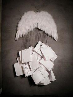 Inspiration - Angel Wing Advents Calendar
