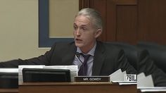 "Using ""facts and logic,"" Trey Gowdy silences state department on Hillary..."