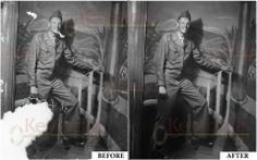 Photo Restoration by KeyIndia Graphics