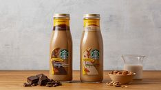 Starbucks Reveals 3 New Bottled Beverages You Can Buy at the Supermarket http://www.wideopeneats.com/starbucks-reveals-3-new-bottled-beverages-you-can-buy-at-the-supermarket/
