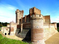 Castillo de la Mota, Medina del Campo.