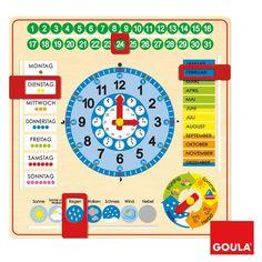 Kalenderuhr online bestellen - JAKO-O