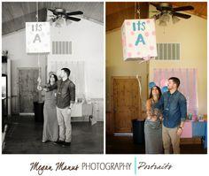 Gender reveal photography Megan Manus Photography Blog » Modern. Fresh. Fun