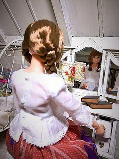 ちーのママ @lovecutedolls 3月21日  「Secret of Beauty」  #momokoph