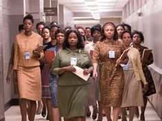 "Fox and AMC Theatres have set free screenings for ""Hidden Figures"" on Feb. cities to celebrate Black History Month. The film — starring Taraji P. Hidden Figures, Regina George, Mean Girls, Movies Showing, Movies And Tv Shows, African American Heroes, American History, American Space, Thelma Y Louise"