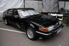 Rover SD1 3500 V8 Retro Cars, Vintage Cars, Rover P6, Jaguar Land Rover, Ford Capri, Unique Cars, Top Cars, Dream Garage, Concept Cars