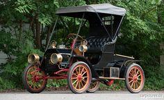 1907 Reo Model G Runabout - (REO Motor Car Company, Lansing, Michigan 1905-1936)