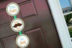 Hey, I found this really awesome Etsy listing at http://www.etsy.com/listing/110270816/welcome-door-sign-printable-little-man