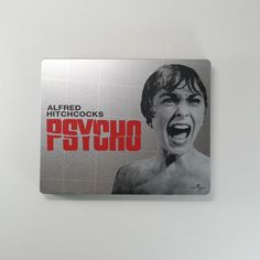 Psycho Blu-ray [Limited Edition, SteelBook, 1Disc] Alfred Hitchcocks 1960