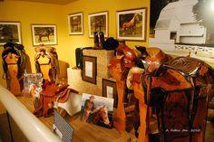 Elvis horseback riding exhibit at Graceland Jan. 2010 ARebic by AleksandraR, via Flickr