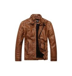 CURRENTLY OUT OF STOCK.It's not everyday you have long-legged models drooling over you because you're literally wearing sex appeal in the form of beautifully stitched premium faux-leather, but then again, how often do you wear this jack