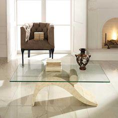 Tavolino Olimpia | Tavolini Salotto Stone Decor | Pinterest ...