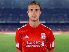 Still quite a young player but he is growing on me, he showed a good performance against Blackburn though. Henderson Liverpool, Liverpool Fc, Polo Ralph Lauren, Football, Mens Tops, Squad, Fashion, Soccer, Moda