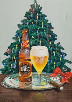 Genesee Beer - Holiday Spirit