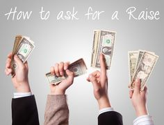 How to know when it's time and how to ask for a raise... especially for military members and their spouses!