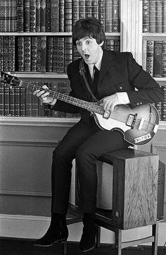 Beatle Paul McCartney
