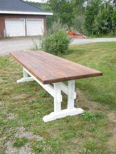 Design spisebord fra Brubakken Home