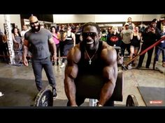 "BIG ""ARMS"" IN TEXAS - Kali Muscle + CT Fletcher + Derek Weida - http://supplementvideoreviews.com/big-arms-in-texas-kali-muscle-ct-fletcher-derek-weida/"