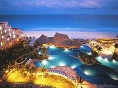 Fiesta Americana Condesa Resort - All Inclusive Cancun, Mexico Cancun All Inclusive, Cancun Hotels, Inclusive Resorts, Beach Hotels, Beach Resorts, Vacation Destinations, Dream Vacations, Vacation Spots, Cancun Vacation