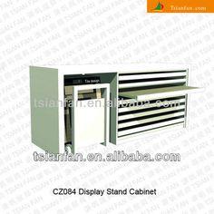 CZ084 Wood Stone tiles Display Furniture,display rack