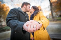 Another ring photo...Philadelphia Engagement Session