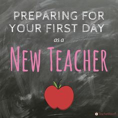 Is it your first year teaching? Be prepared with the articles and advice featured in this slideshow. https://www.teachervision.com/slideshow/new-teacher/58180.html?utm_content=buffer7f088&utm_medium=social&utm_source=pinterest.com&utm_campaign=buffer #ntchat #backtoschool #firstdayofschool
