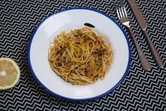 Recipe: Cooking-With-Nothing Spaghetti