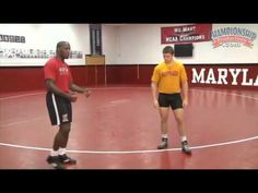 Kerry McCoy: Practice Drills for Wrestling Success - YouTube