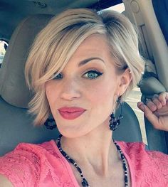 trying to find images of Cute Short Hairstyles specifically for Girls? In this article we have gathered latest short hairstyle ideas for young ladies, check these gorgeous haircuts and choose your following hairstyle here! 1. Cute Short Blonde Hair This… Continue Reading →
