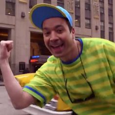 WATCH: Jimmy Fallon Remakes 'The Fresh Prince of Bel-Air' Theme Song --http://elvisduran.com/fallonprince