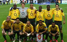 Team vs Barcelona 2006.